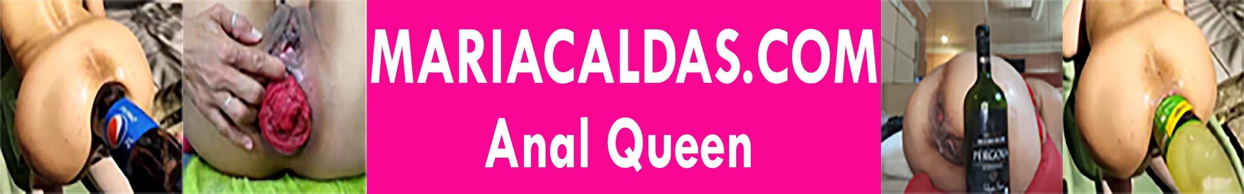Maria Caldas Anal Queen